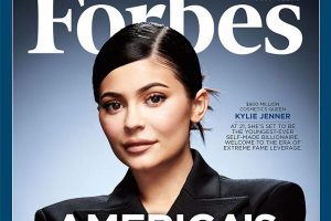Kylie jenner is becoming the youngest self-made billionaire